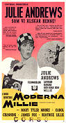 Thoroughly Modern Millie 1967 poster Julie Andrews