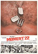 Catch-22 1970 Movie poster Alan Arkin Mike Nichols