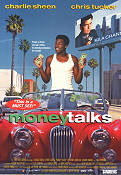 Money Talks 1997 Movie poster Chris Tucker