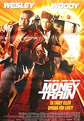 Money Train 1995 Movie poster Wesley Snipes