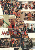 Monopol 1996 Movie poster Peter Rangmar Claes Eriksson