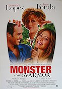 Monster-In-Law 2005 Movie poster Jennifer Loper