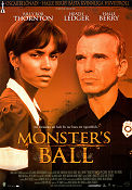 Monster's Ball 2002 Movie poster Billy Bob Thornton
