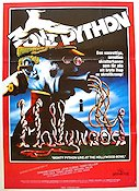 Live at the Hollywood Bowl 1982 poster