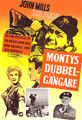 I Was Montys Double 1959 Movie poster John Mills