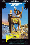 Moon Over Parador 1988 poster Raul Julia Paul Mazursky