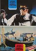 Moonraker 1979 lobby card set Roger Moore