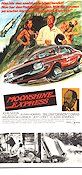 Moonshine Express 1979 Movie poster John Saxon Gus Trikonis