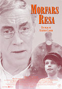 Morfars resa 1993 Movie poster Max von Sydow Staffan Lamm