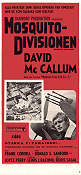 Mosquito Squad 1970 Movie poster David McCallum