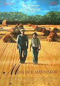 Of Mice and Men 1992 poster John Malkovich