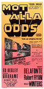 Odds Against Tomorrow 1960 poster Harry Belafonte Robert Wise
