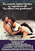Against All Odds 1984 Movie poster Rachel Ward