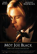 Meet Joe Black 1998 Movie poster Brad Pitt