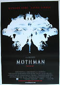 The Mothman Prophecies 2002 Movie poster Richard Gere