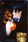 Moulin Rouge 2001 Movie poster Nicole Kidman Baz Luhrmann