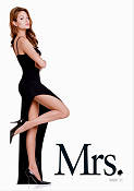 Mr and Mrs Smith 2005 Movie poster Angelina Jolie