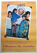Mrs Doubtfire 1993 Movie poster Robin Williams