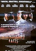 Mulholland Falls 1996 movie poster Nick Nolte