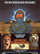 The Awakening 1981 poster Charlton Heston Mike Newell