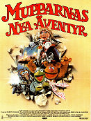 The Great Muppet Caper 1982 poster The Muppets Jim Henson