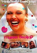 Muriel´s Wedding 1994 poster Toni Collette