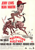 Money From Home 1953 poster Dean Martin George Marshall