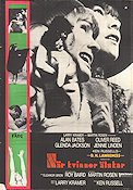Women in Love 1970 poster Alan Bates