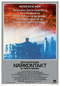 Close Encounters of the Third Kind 1977 poster Richard Dreyfuss Steven Spielberg