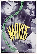 Narkos 1944 Movie poster Georg Rydeberg B�rje Larsson