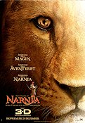 Narnia Kung Caspian 2010 Movie poster