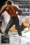 Lust to Kill 1962 poster Jim Davis