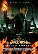 National Treasure Book of Secrets 2007 poster Nicolas Cage Jon Turteltaub