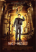Night at the Museum 2006 poster Ben Stiller Shawn Levy