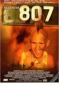 Nattbuss 807 1997 Movie poster Jonte Halldén David Flamholc