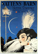 Lady of the Night 1925 poster Norma Shearer