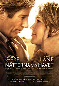 Nights in Rodanthe 2008 poster Diane Lane George C Wolfe