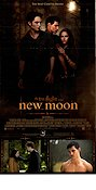 New Moon Twilight 2 2009 Movie poster Kristen Stewart