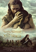 The New World 2005 poster Colin Farrell