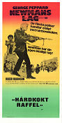 Newman´s Law 1974 poster George Peppard Richard T Heffron