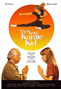 The Next Karate Kid 1994 Pat Morita Hilary Swank