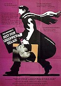 Next Stop Greenwich Village 1977 Movie poster Shelley Winters Paul Mazursky