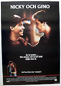 Nicky and Gino 1988 Movie poster Ray Liotta