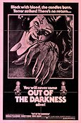 Out of the Darkness 1978 poster Donald Pleasence