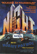 Night Patrol 1984 poster Linda Blair