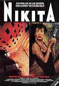 Nikita 1990 Luc Besson Anne Parillaud