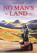 No Man's Land 1985 Movie poster Hugues Ouester Alain Tanner