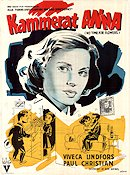 No Time for Flowers 1952 poster Viveca Lindfors