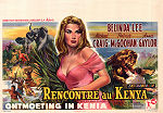 Nor the Moon by Night 1958 poster Belinda Lee Ken Annakin