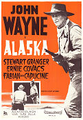 North to Alaska 1963 Movie poster John Wayne